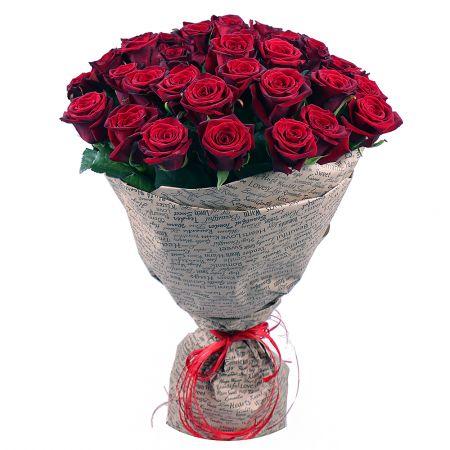 Bouquet 35 roses Odessa