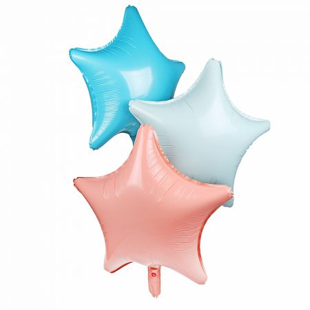 Product 3 foil stars