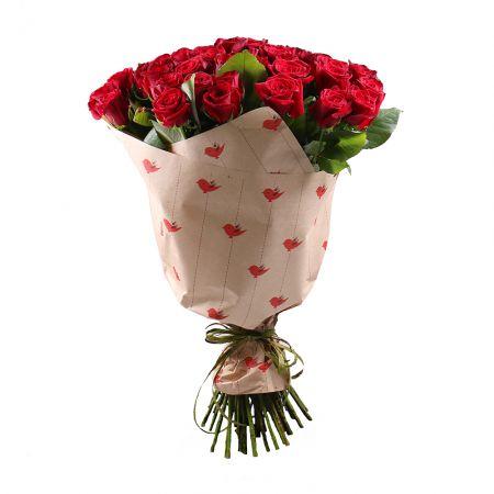 Bouquet 51 roses 70 cm