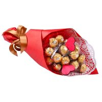 Product Candy bouquet With Love