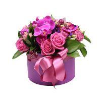 Bouquet Famingo