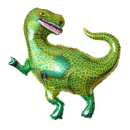 Product Foil balloon Tyrannosaur