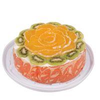 Order sponge cake with fruit in Kiev