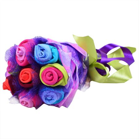 Product Women\'s socks bouquet
