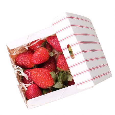 Product Strawberry in the box