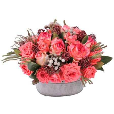 Bouquet Coral paradise
