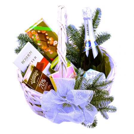 Product Silver Basket