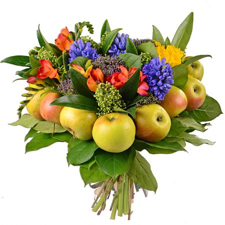 Bouquet Apple garden