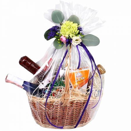 Product Basket tasty gifts