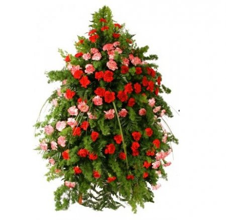 Bouquet Funeral Arrangement 8