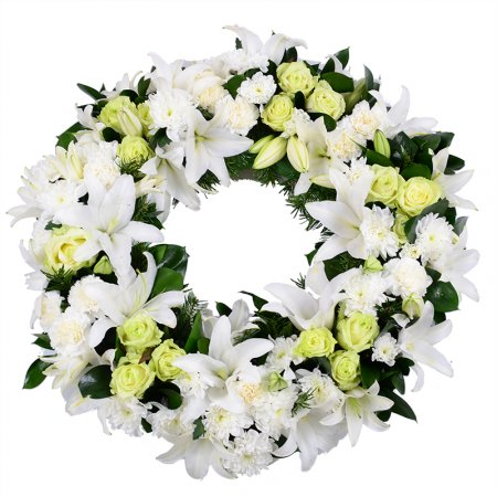 But Funeral Wreath #1 | Delivery