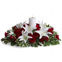Bouquet White Christmas