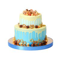 Product Cake to order - Azur
