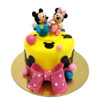 Product Cake to order - Mickey