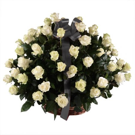 Order the funeral basket in our online shop. Delivery!