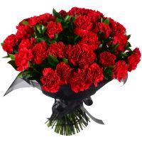Bouquet Funeral bouquet of carnations