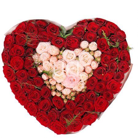Bouquet in love
