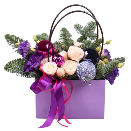 Bouquet Winter charm