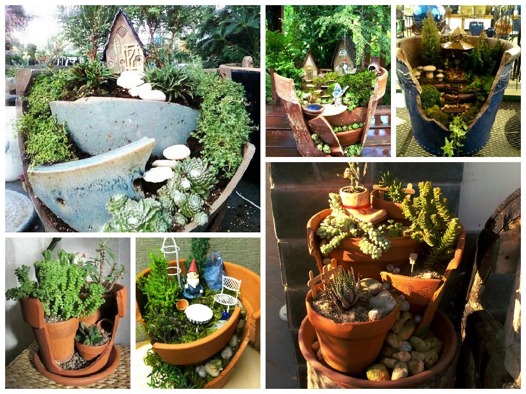 Flowers for flower pot gardens