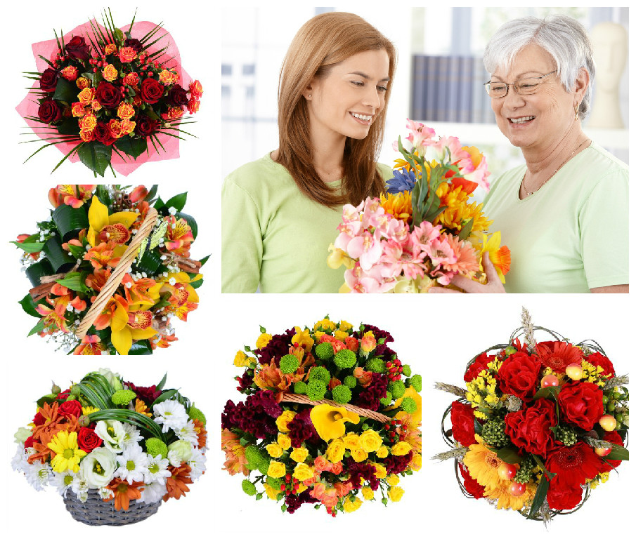 Flowers for adults