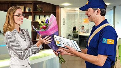 Delivery to Tashkent